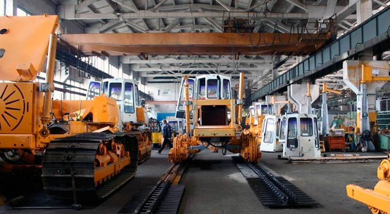 ремонт спецтехники в Перми