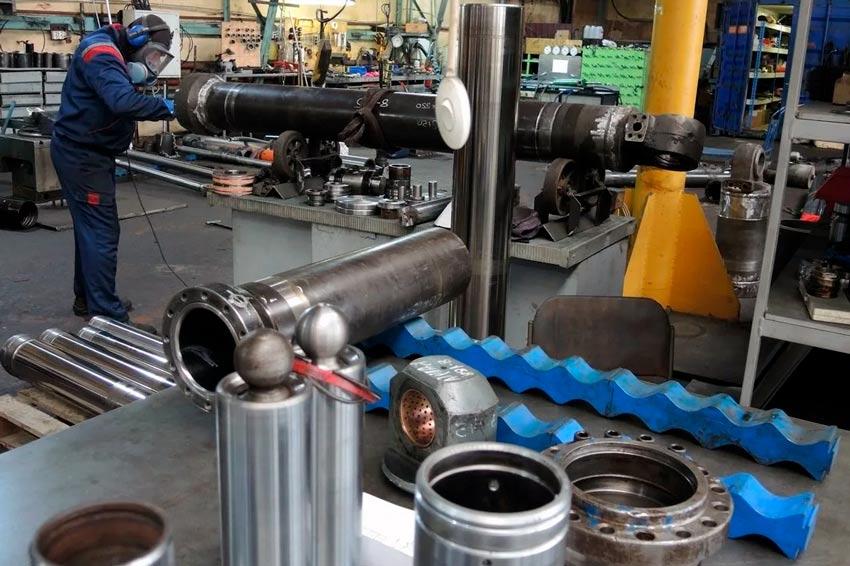 ремонт гидроцилиндров в Перми
