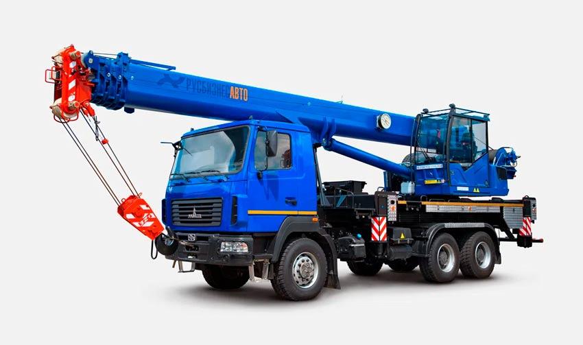 купить автокран кс-55729-6к-3 в Перми